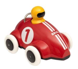BRIO Push & Go Racerbil, Brio racerbil, legetøj fra Brio, Brio bil