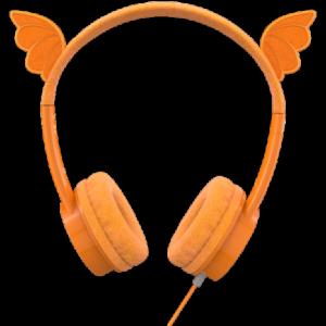 hovedtelefoner til børn, børnehovedtelefoner, drage hovedtelefoner, gaver til 3 årige, gaver til drenge