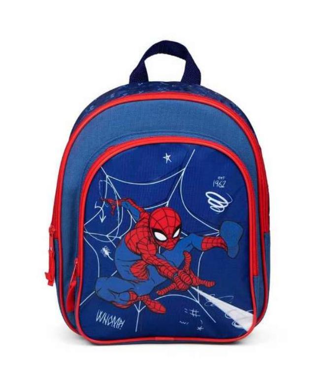 Spiderman rygsæk, Rygsæk med Spiderman, Spiderman taske, Børnehave taske, vuggestue taske, Spiderman børnetaske, gaver til 3 år drenge