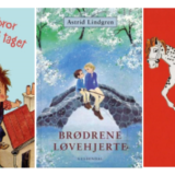 bøger af astrid lindgren, børnebøger af astrid lindgren, astrid lindgren bøger, astrid lindgren børnebøger, bøger til godnatlæsning, godnatlæsningsbøger, danske børnebøger