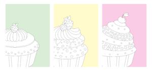 gratis-cupcake-børneplakat-børneværelset