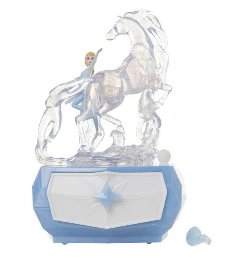 Frost smykkeskrin, smykkeskrin med Frost, Smykkeskrin med Elsa, Frozen smykkeskrin, søde smykkeskrin, Disney Smykkeskrin