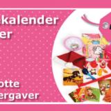 julekalendere til piger, pige pakkekalender, pakkekalender til piger, pakkekalender piger, flotte pakkekalender til piger, frost julekalender, julekalender med frost, julekalender med lego