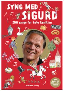 Syng med Sigurd, sangbøger til børn, sangbog til børn, klassiske sangbøger, de små synger, bøger med sange til børn, bog og ide sangbog, sangbog bog og ide, kendte børnesange, kendte børnesangbøger