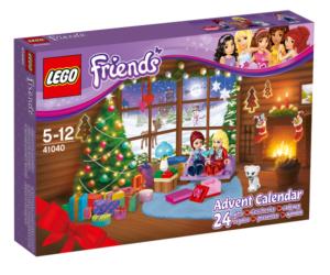 lego julekalender, julekalender til piger, lego julekalender til piger