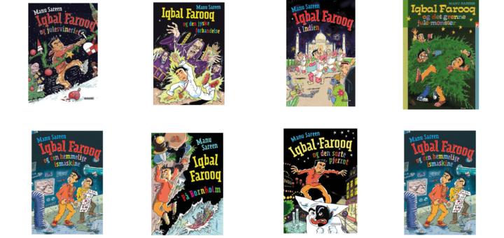 iqbal farooq manu sareen, manu sareen bøger, manu sareen børnebøger, manu sareen bøger til børn, børnebøger manu sareen, bøger manu sareen, iqbal farooq bøger, iqbal farooq børnebøger, bøger om indisk dreng iqbal farooq