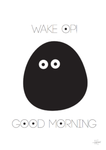goodmorning-boerneplakat
