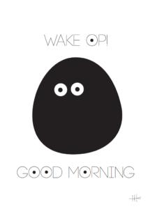 goodmorning-boerneplakat
