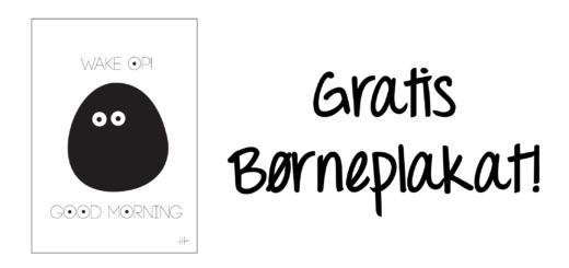 gratis-boerneplakat-boernevaerelset-good-morning
