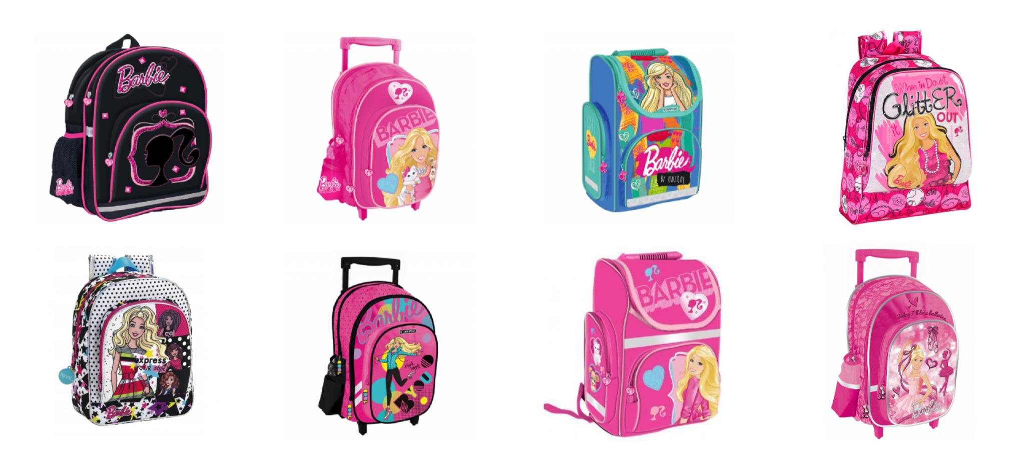 barbie rygsæk, barbie skoletaske, skoletasker med barbie, barbie skoletasker, barbie trolley, trolley med barbie, barbie skoletaske trolley, trolley skoletaske barbie, barbie trolley skoletaske, rygsække med Barbie, lyserøde skoletasker