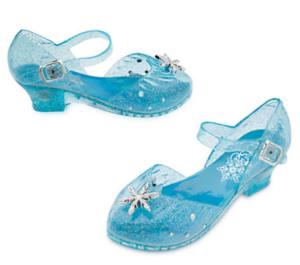 Elsa-udklædningssko
