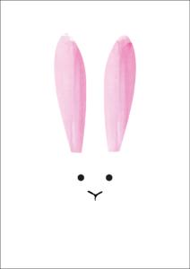 Kanin-plakat-gratis