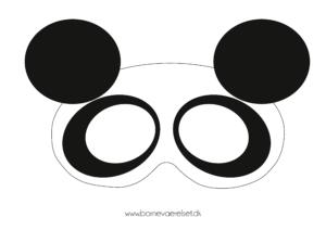Panda-maske-fastelavn-print-selv-gratis-01