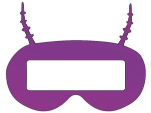 Print-selv-lilla-alien-maske-halloween-gratis