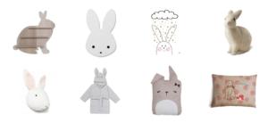 kanin indretning, indretning af børneværelset, sådan indretter du et kanin børneværelse, indretning med kanin, kanin børneværelse, kanin pigeværelse, kanin babyværelse