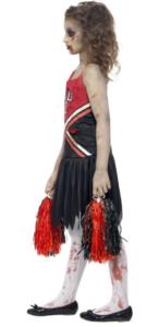 Cheerleader-zombie-kostume