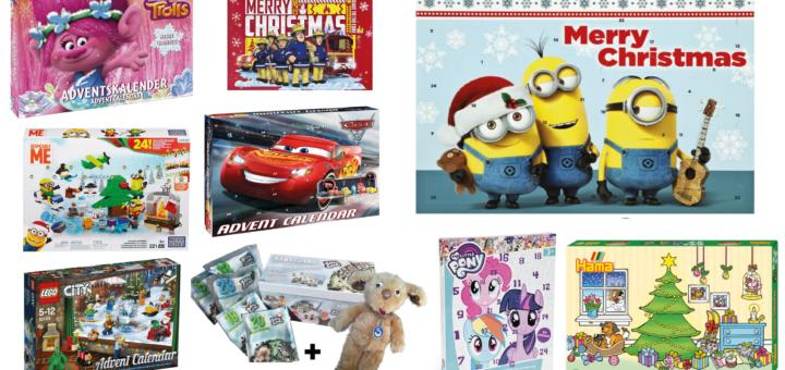 julekalender til børn, julekalender til børn 2017, de bedste julekalender til børn 2018, legetøjs julekalender til børn, legetøjsjulekalender, brandmand sam julekalender, lego julekalender 2017, hama perler julekalender, my little pony julekalender, minions julekalender 2017