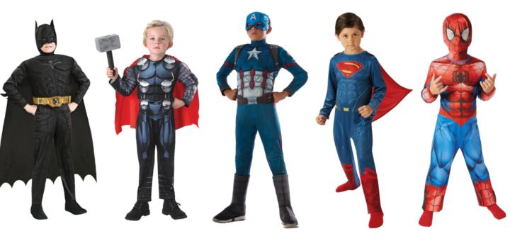 superhelte kostumer til drenge, superhelte kostumer, spiderman kostumer, fastelavns kostumer til drenge, fastelavn, kostumer til fastelavn, fastelavns kostumer, hallowwen kostumer, kostumer til fastelavn, superman kostume, Thor kostume, batman kostume, captain america kostume, superhelte, superhelte kostume