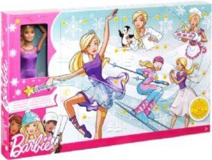 barbie julekalender, julekalender med barbie, julekalender til piger, pige julekalender, barbir, julekalendere 2018, 2018 julekalendere til piger