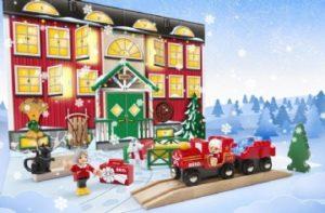 brio julekalender til børn, brio julekalender, brio julekalender til drenge,