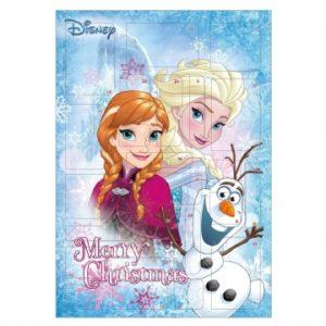 frost julekalender, julekalender med frost, frozen julekalender, julekalender frozen