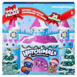 Hatchimals julekalender, julekalender til piger, pige julekalender, Hatchimals jul, pige julekalender med Hatchimals, julekalender med Hatchimals