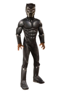 Black Panther kostume, Black Panther udklædning, Superhelte kostume, Super helte udklædning, Fastelavns kostume med superhelt