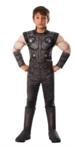 Thor kostume, Thor deluxe kostumer, fastelavns kostumer til drenge, Superhelte kostumer, billige superhelte kostumer, Thor udklædning, udklædning Thor, fastelavn Thor
