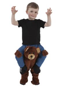 Piggy Back Bjørn Børnekostume, Piggy Back Bjørn kostume til børn, populære halloween kostumer til børn, populære halloween kostumer 2019