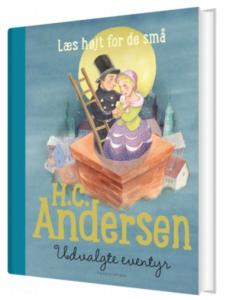 Udvalgte Eventyr H.c. Andersen, H.C. Andersen, H C andersen eventyr, bøger til børn, børnebøger