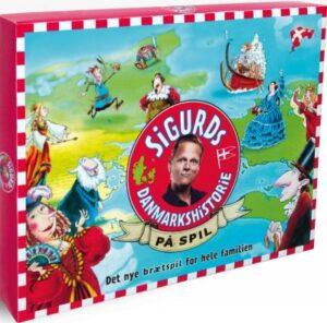 Sigurds danmarks spil, spil til børn, mandelgaver til børne, gode mandelgaver til børn, mandelgave 2019,