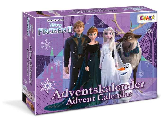 Frost julekalender 2020, Frost 2 julekalender 2020, Frozen julekalender, julekalendere til piger, julekalender til børn, julekalender med Frost, Julekalender med Frozen