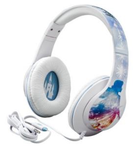 Frost hovedtelefoner, Frozen hovedtelefoner, Frozen høretelefoner, Frost høretelefoner, høretelefoner med Frost, gaver med Frost, Frozen hovedtelefoner
