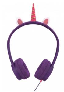 Unicorn hovedtelefoner, unicorn høretelefoner, enhjørning hovedtelefoner, enhjørning høretelefoner, hovedtelefoner til børn
