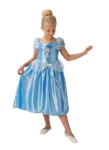 Askepot kostume, Askepot udkldning, Disney prinsesse kjole, Askepot kjole