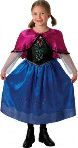 Anna kjoler, frost 2 anna kjoler, anna udklædnignskjole, fastelavnskostumer med frost, frost fastelavnskostumer, Kjoler fra Frost, kjoler med frost anna