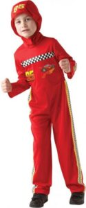 cars kostume, biler kostume til børn, børne kostumer til drenge, Cars udklædning, fastelavnskostume til børn, udklædningskostumer til børn