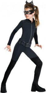 catwoman kostume til børn, catwoman kostume til piger, superhelte kostumer til piger, pige superhelte kostume, katte kostume til piger, fastelavns kostumer til piger