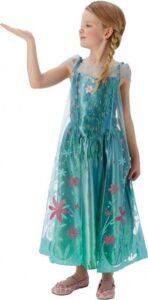 Frost sommerkjole, elsa frost sommerkjole, udklædningskostumer med elsa, frost 2 kostumer,