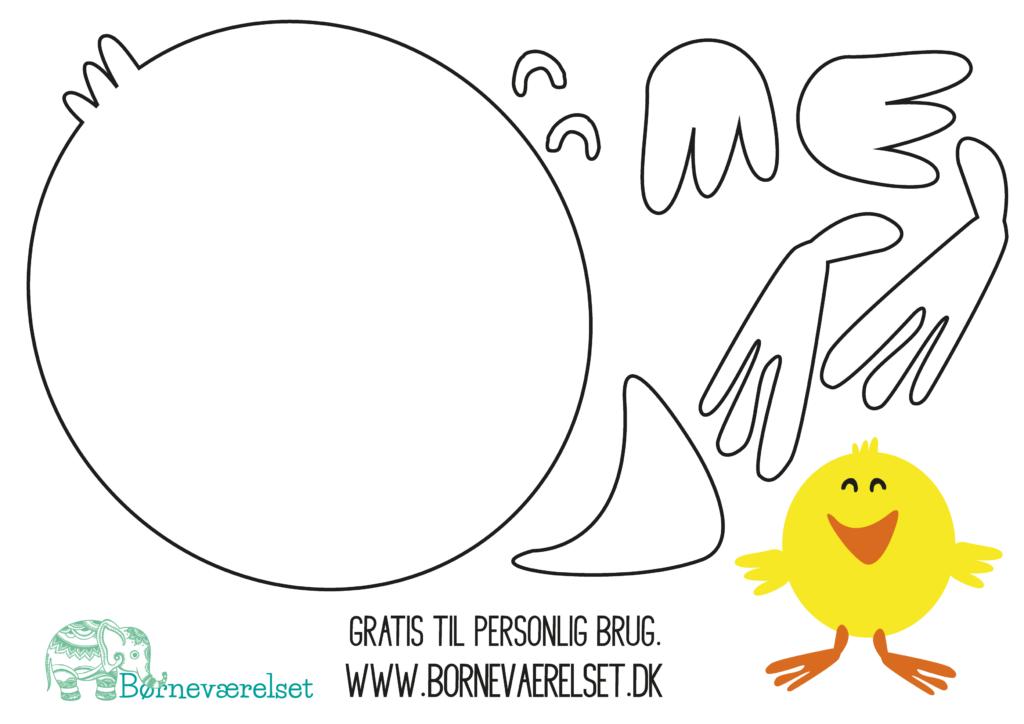 Gratis påskeklip, gratis påske skabelon, skabeloner til påske klip, skabelon på påske kylling, påske kylling skabelon, skabeloner til påsken, gratis skabeloner til påsken