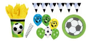 fodbold fest, fodbold fødselsdag, borddækning til fodbold fødselsdags, fødselsdags med fodbold tema, Fodbold tema fest, fodbold borddækning, drenge fødselsdags, temaer til drenge fødselsdag,