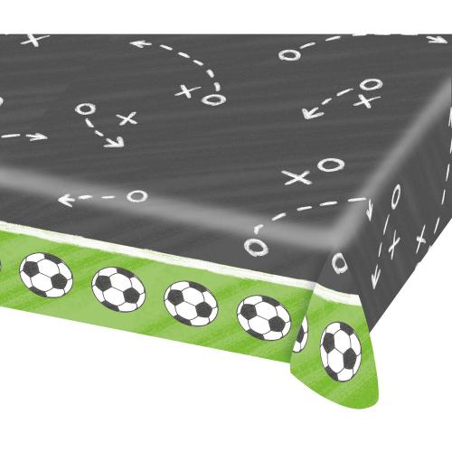 fodbold dug, dug med fodbold motiver, pynt med fodbold motiver, fodbold fødselsdag, borddækning til fodbold fødselsdag, borddækning til fødselsdag, fødselsdag med fodbold tema,
