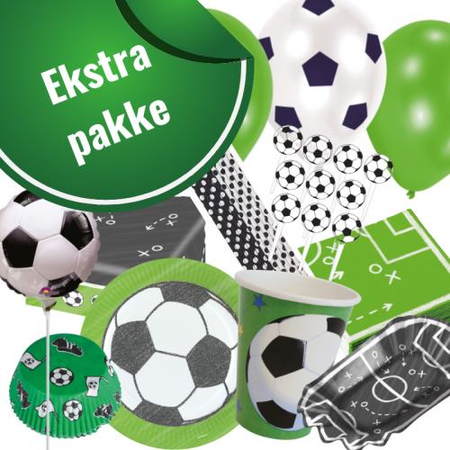 fodbold fødselsdag, alt du skal bruge til en fødselsdag med fodbold tema, fodbold tema fødselsdag, borddækningspakker til fødselsdag