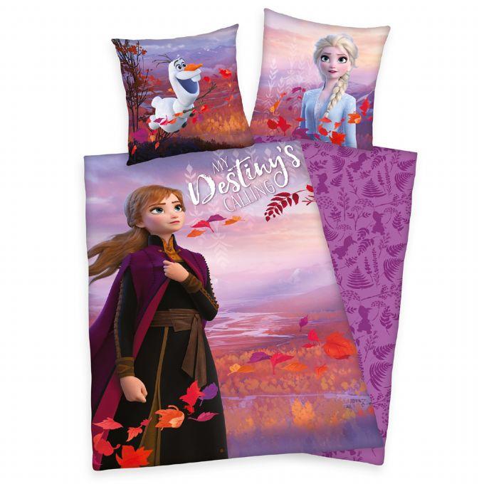 Dynebetræk med Frost 2, Frozen 2 dynebetræk, sengetøj med Frozen 2, Frozen 2 sengetøj, Frost 2 sengetøj