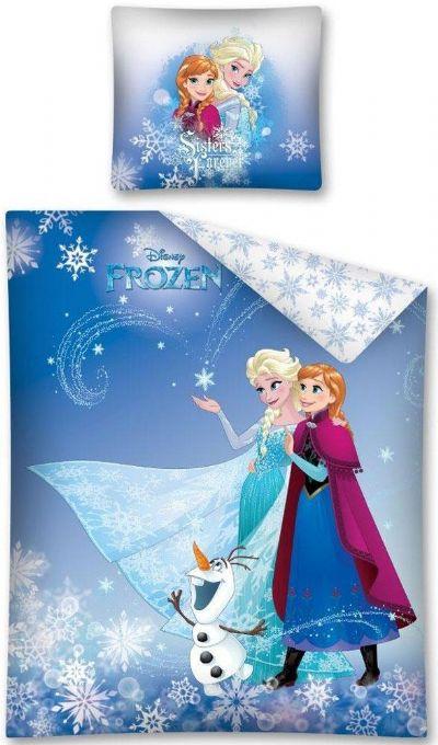 Frozen 2 sengetøj, Frozen sengetøj, sengetøj med Frost 2, Blå Frost sengetøj, Anna og Elsa sengetøj, Magisk Frost 2 sengetøj, Dynebetræk med Frost, Pudebetræk med Frost 2, Dynebetræk med Frozen 2, Pudebetræk med Frozen 2