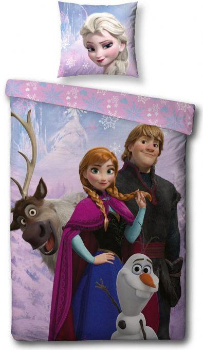 Frost sengesæt, frost sengetøj, Frost 2 sengetøj, Sengetøj frozen 2, sengesæt Frozen, Pudebetræk Frost 2, Dynebetræk Frost 2,