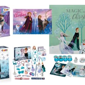 Frozen julekalender 2021, Julekalender med Disney, Frost julekalender 2021, Frost 2 julekalender 2021, Frozen julekalender, julekalendere til piger, julekalender til børn, julekalender med Frost, Julekalender med Anna og Elsa, Disney Julekalender