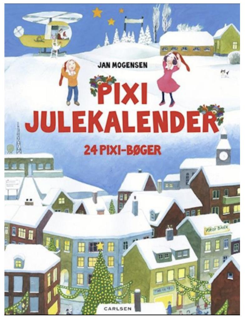 Julekalender med små historier, historie julekalender, julekalender med bøger til børn, bøger til børn julekalender, julekalender til piger, julekalender til drenge,pixi julekalender, julekalender pixi, julekalendere med bøger, bog julekalendere til børn