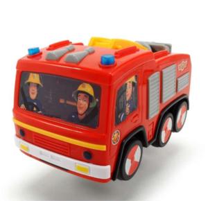 Brandmand Sam Non Fall Jupiter, Brandman sam bil, Brandmand Sam Brandbil, Brandbil fra Brandman Sam, Gaver til 3-årige drenge, Gave til 3-årige drenge