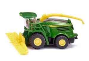 John Deere 8500i Mejetærsker 1:87, John Deere legetøjs Mejetærsker, Gave til 3-årige drenge, John Deere 8500i Mejetærsker legetøj, John Deere legetøj